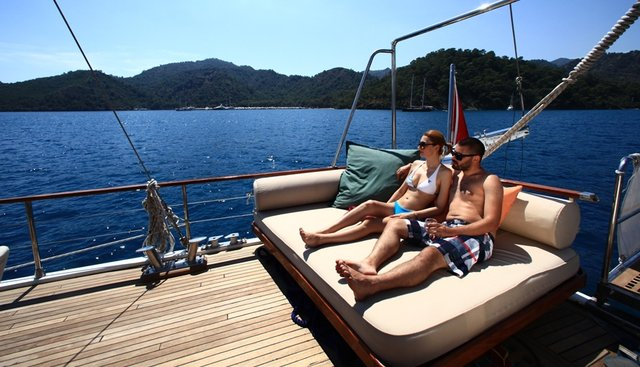 CEO III Charter Yacht - 3