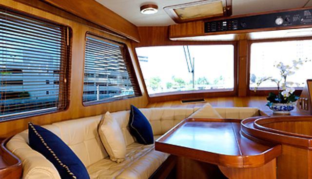 Alexandra Bear Charter Yacht - 6