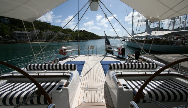 Mystery Charter Yacht - 4