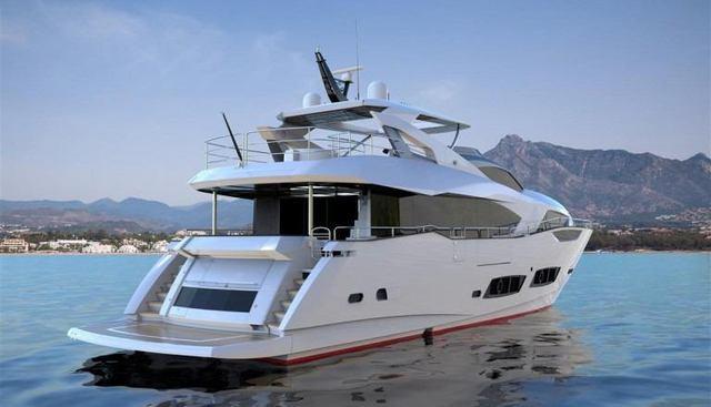 SUNSEEKER 95 YACHT Charter Yacht - 2