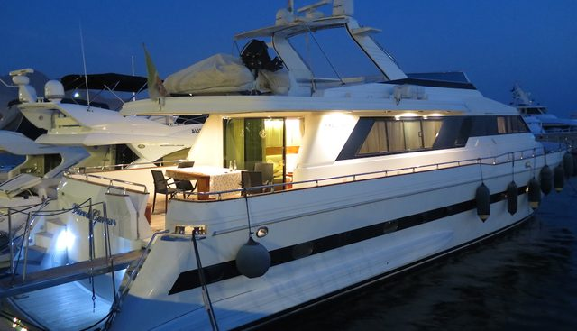 Tropical Charter Yacht - 4