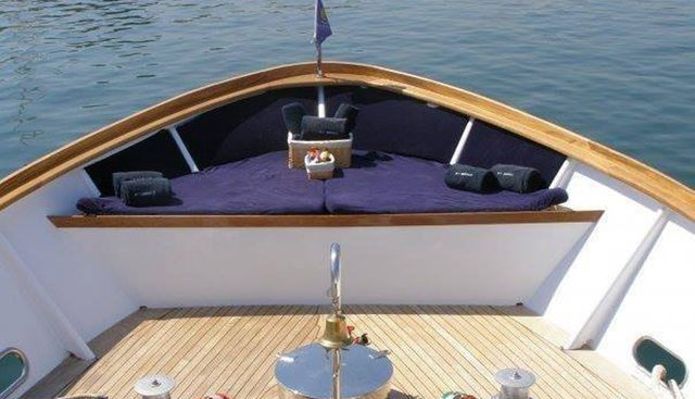 DESTINY 128 Charter Yacht - 2
