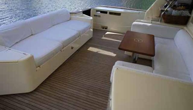 Mochi Craft 23m Hybrid Charter Yacht - 2