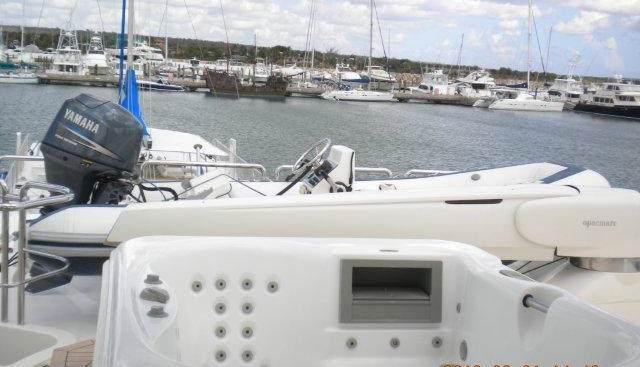 Princess Claudia Charter Yacht - 5