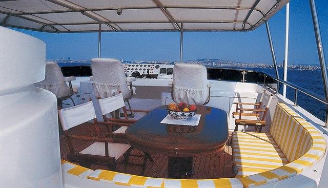 Tivoli Charter Yacht - 6