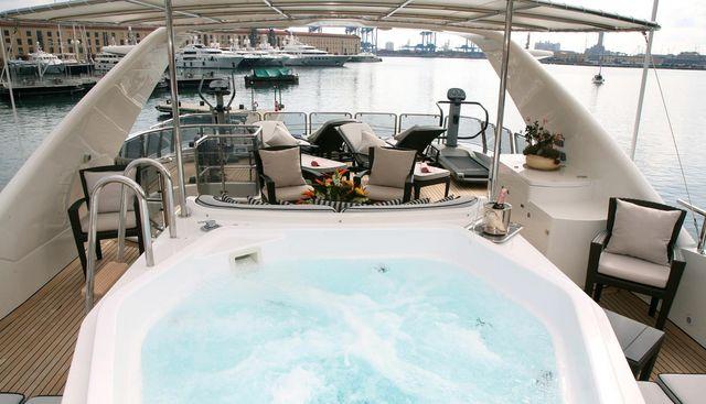 Satine Charter Yacht - 2