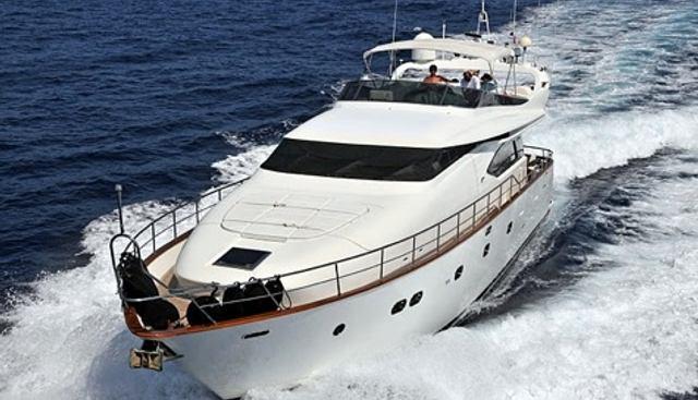 Yakos Charter Yacht - 2