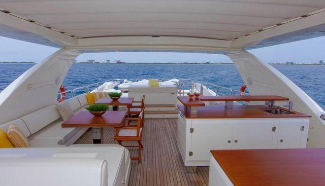 Sand Castle Charter Yacht - 5