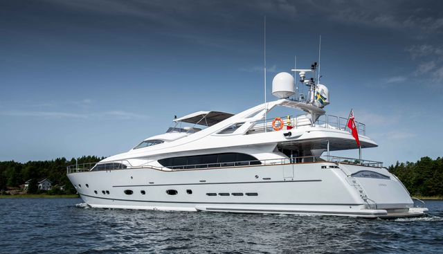 Queen of Sheba Charter Yacht