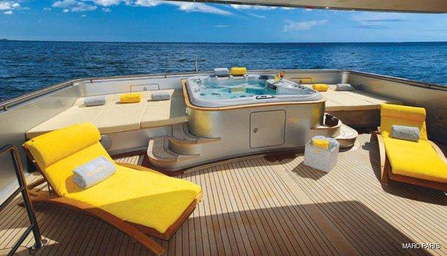 Exuma Charter Yacht - 2