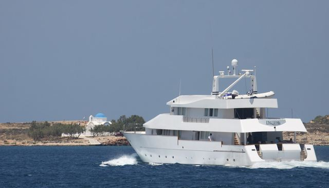 Proton Charter Yacht - 2