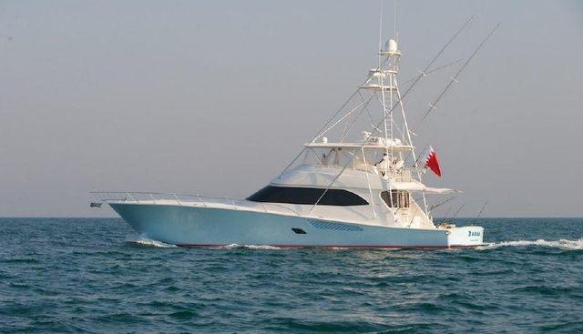 2Seas Charter Yacht