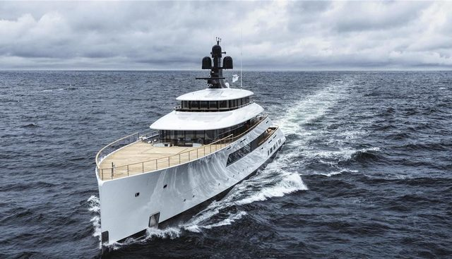 Pi Charter Yacht - 2