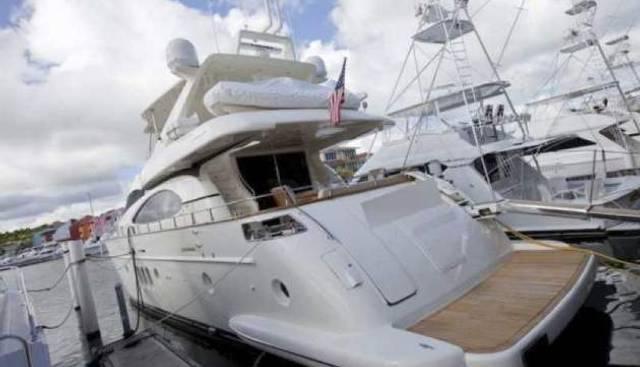 74 Azimut Solar Charter Yacht - 2