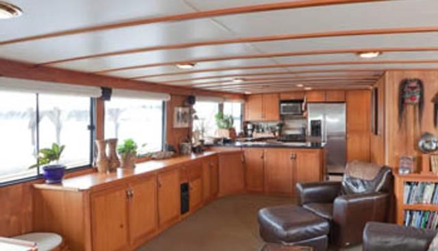 Alaskan Story Charter Yacht - 3
