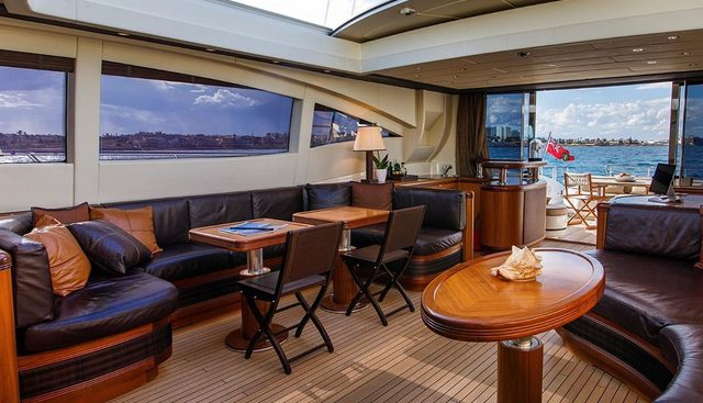 Little Zoe Charter Yacht - 6
