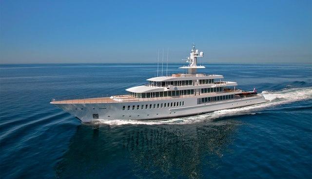 Musashi Charter Yacht