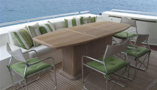 My Sharon Charter Yacht - 3