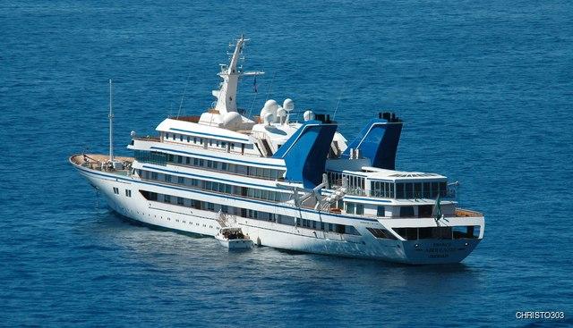 Prince Abdul Aziz Charter Yacht - 5