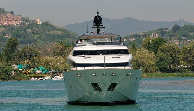 Meduse Charter Yacht - 2
