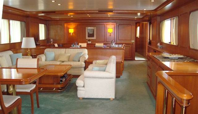 Phaedra Charter Yacht - 3