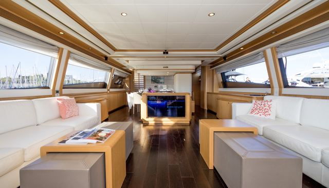 Maxi Beer Charter Yacht - 6