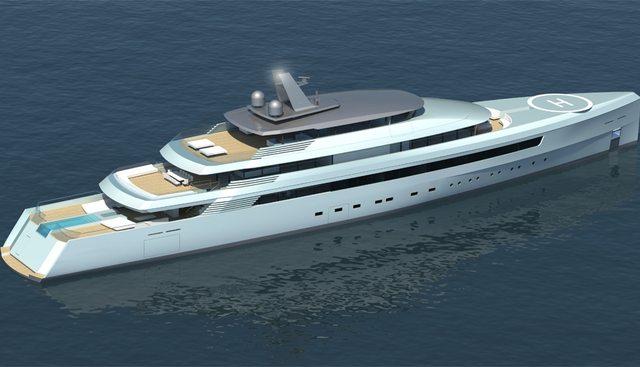81M Vitruvius Charter Yacht - 2