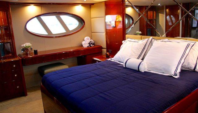 Victoria 68 Charter Yacht - 7