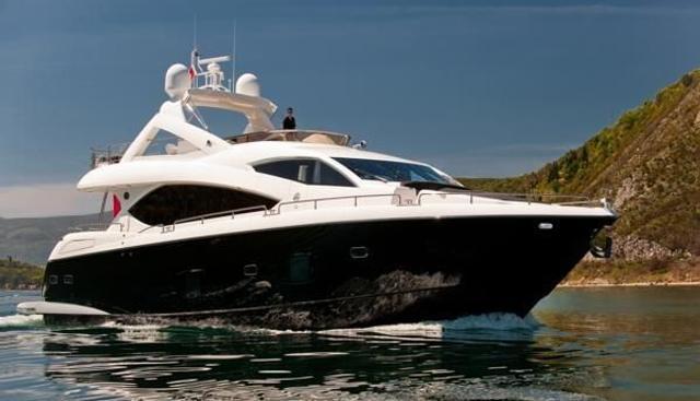 Oomka Charter Yacht