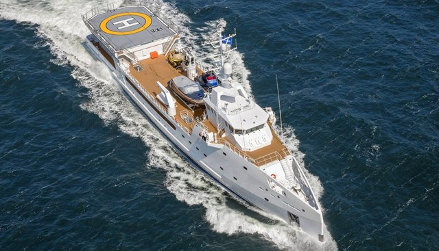 Game Changer Charter Yacht - 2