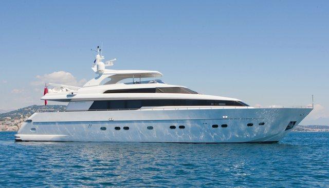 Marcelina of London Charter Yacht