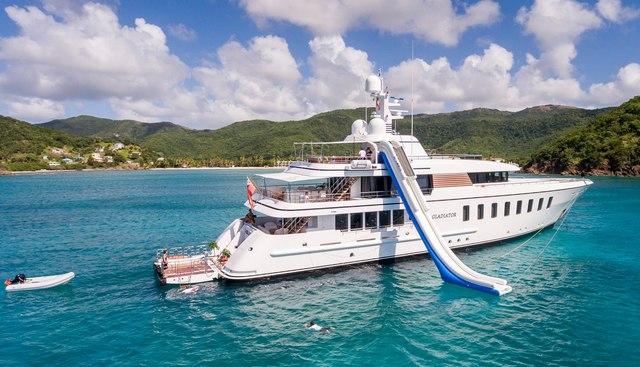 Gladiator Charter Yacht