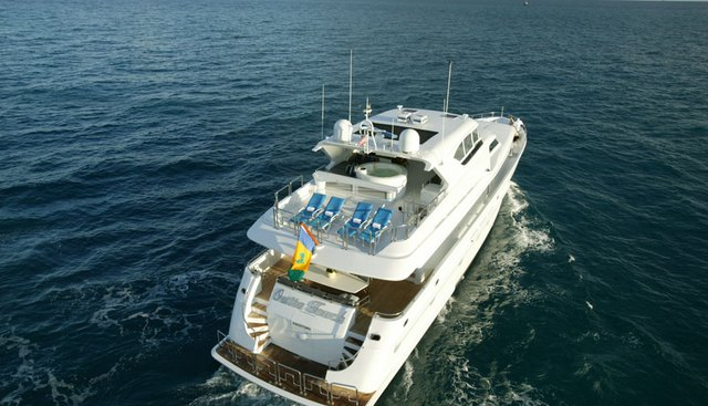 Outta Touch Charter Yacht - 5