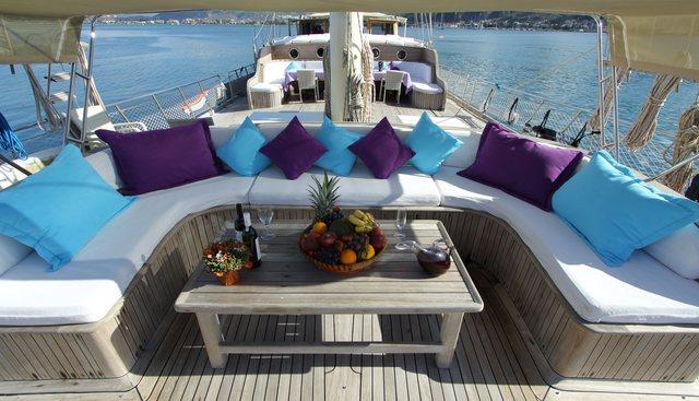 Prenses Lila Charter Yacht - 4