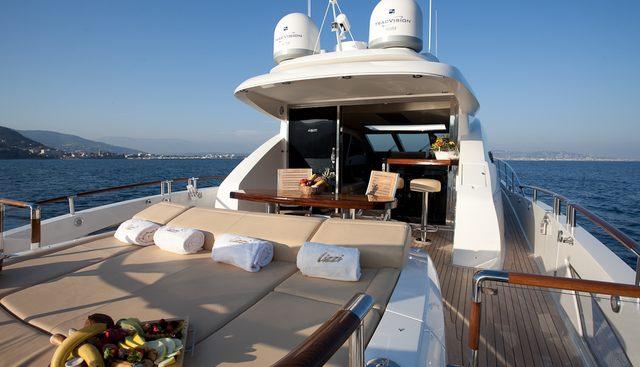 Lizzi Charter Yacht - 8