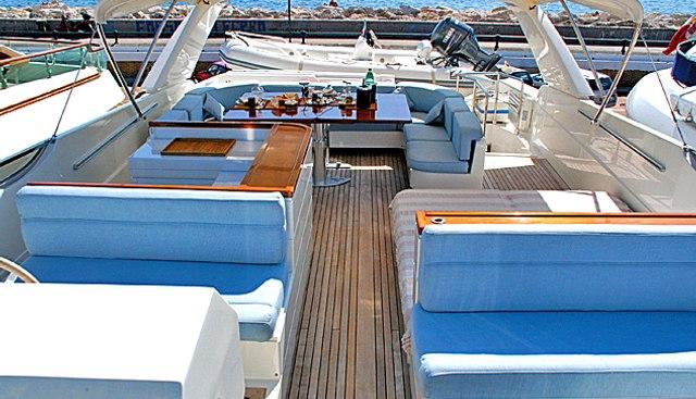 Lady Talitha Charter Yacht - 2