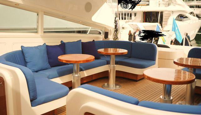 Petrus Charter Yacht - 3
