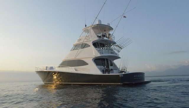 Ata Rangi Charter Yacht - 2