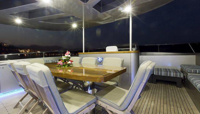 XO of the Seas Charter Yacht - 4