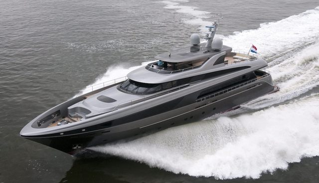 Lucia M Charter Yacht