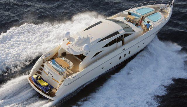Sel Charter Yacht