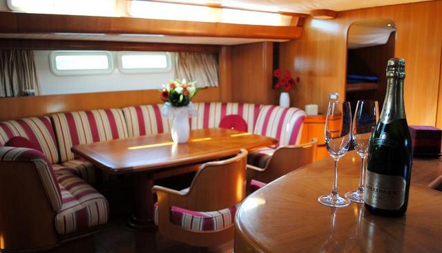 Nimrod Charter Yacht - 4