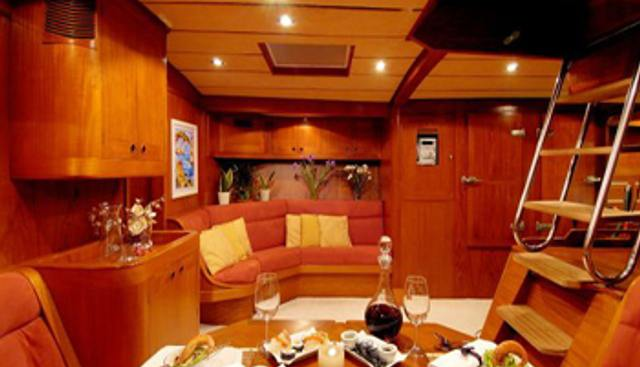 Midnight Sun of London Charter Yacht - 5