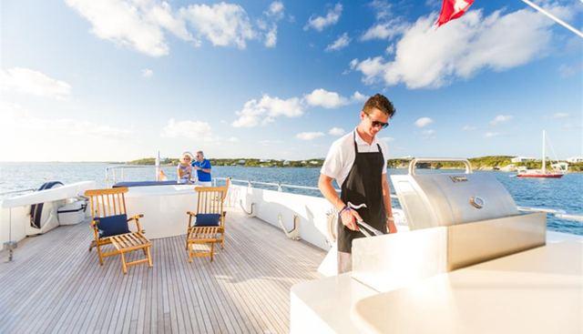 No Buoys Charter Yacht - 3