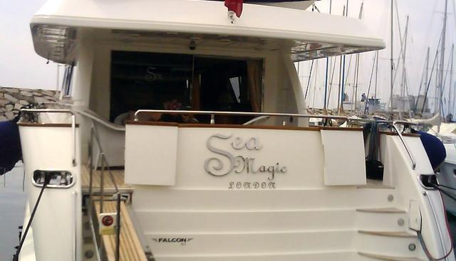 Sea Magic Charter Yacht - 2