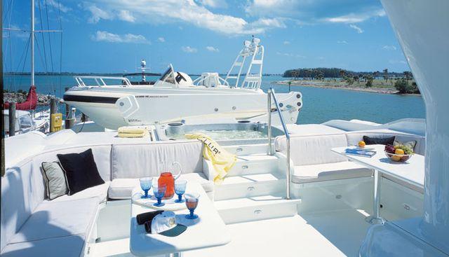 Sharon Lee Charter Yacht - 2