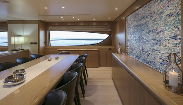 Rini V Charter Yacht - 8