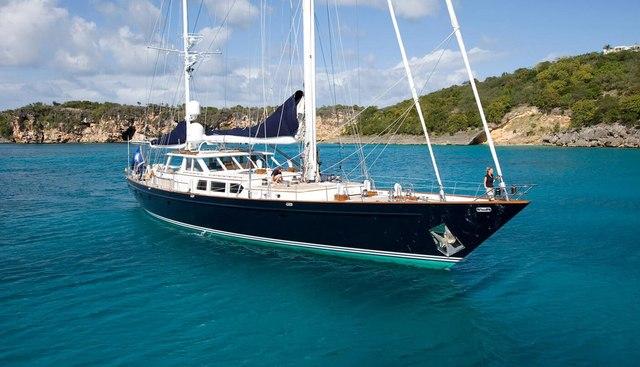 Axia Charter Yacht