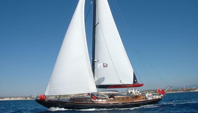 Portobello Charter Yacht
