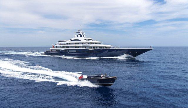 TIS Charter Yacht